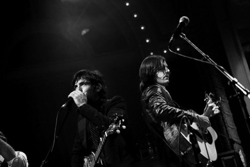 The Avett Brothers on Flickr.Via Flickr: Live at McMenamins Crystal Ballroom in Portland Oregon on 5/22/09, Night 1 of 2.
