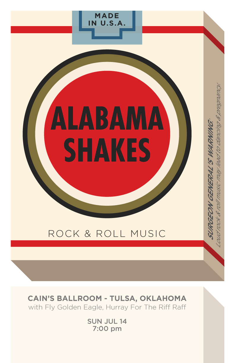 alwaysbecreating:  Alabama Shakes