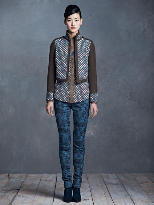 Tory Burch - Pre-Fall 2013 (vogue.com)