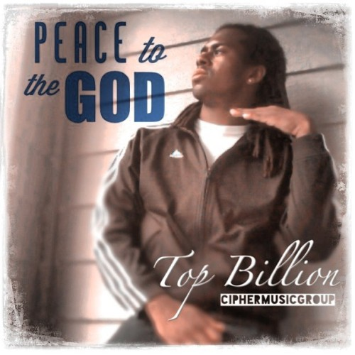 "The official cover for my new mixtape ""Peace to the God.""  Release date: May 25 (Saturday) at 12 PM. Totally Free. I'm paying homage to 9th Wonder rapping over my favorite beats from him. This is my heart in Mp3 format. Everything that's going on in my world is addressed here. This is a MUST download. Peace to the Gods & Earths. The babies are the greatest."
