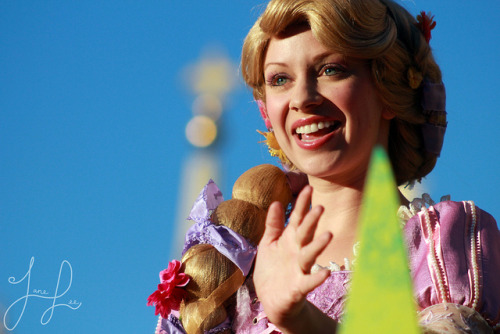 adventuresatdisneyland:  Rapunzel on Flickr.
