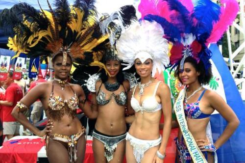 giannishamari:  West Indian Day Parade