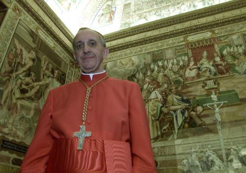 reuters:  WATCH LIVE: Jorge Mario Bergoglio is the new Pope. He will be called Pope Francis