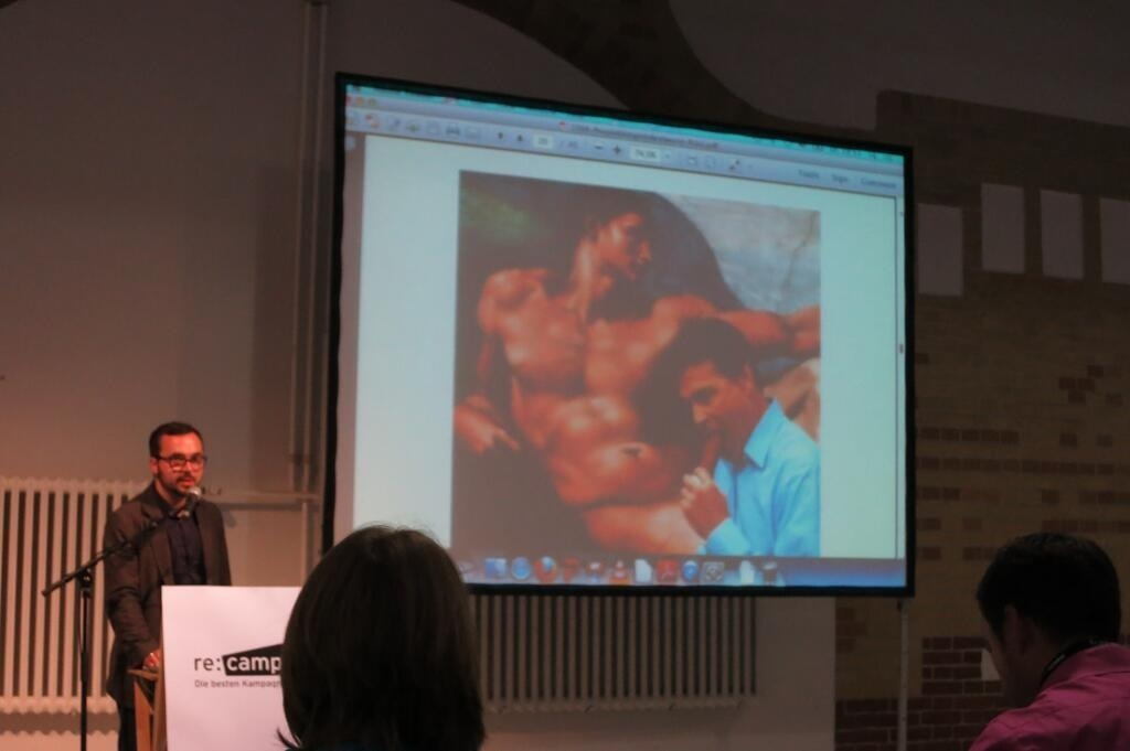 peoplebitingintobratwurst:  Thank you re:publica, a video of my presentation will be uploaded soon.