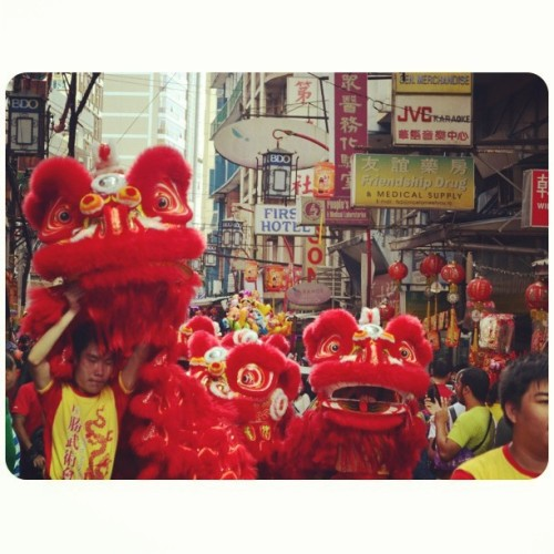 Kung hei fat choi! (Last Sunday's photowalk) (at Chinatown)