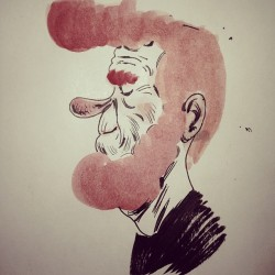 #beard #watercolours #drawing #enstregiluften
