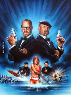 9gag:  We're busters, Mythbusters