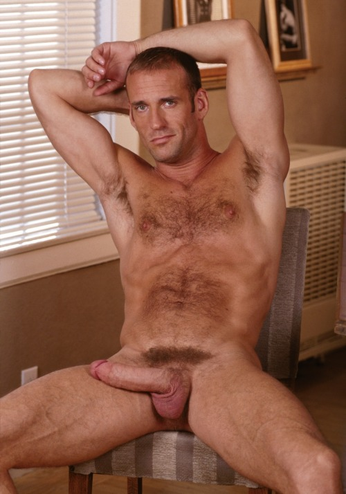 maturegayhomoerotica:  Jason Branch born 1963, Chicago, USA.