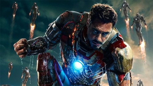 Check It Out: Unused 'Iron Man 3' End Title Sequence