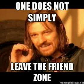 One does.. the Friendzone via @sircamalot
