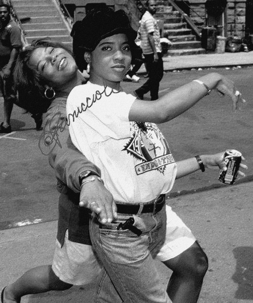 queen-old-soul:  Queen Latifah & Mc Lyte H.E.A.L