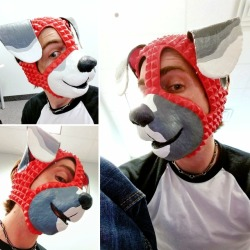 p.s. I got a new custom made RubberDawg puppy muzzle/mask and couldn't be happier with the outcome. RubberDawg never dissapoints *wiggle wiggle wruffs*PaddedTails.com