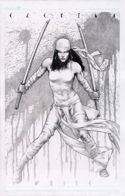 comicbookwomen:  Bad ass piece by Jay Anacleto.