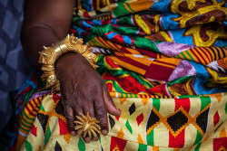 bohemiansufi:  Akwasidae the great celebration of the Ashanti in Kumasi by anthony pappone photographer on Flickr.