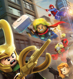 murderotic:  gamefreaksnz:   LEGO Marvel Super Heroes sneak peek trailer  Warner Bros. Interactive releases a brief sneak peek trailer for LEGO Marvel Super Heroes.  OMG OMG OMG OMG OMG ROBERTO LOOK AT THIS! WE NEED IT!
