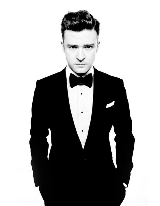 Photo: Justin Timberlake.