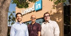 """""""Microsoft mette a segno un altro colpo acquisendo LinkedIn windowsblogitalia.com Microsoft ha appena annunciato di aver acquisito LinkedIn per 26,2 miliardi di dollari il noto social network impiegato principalmente per lo sviluppo di contatti..."""