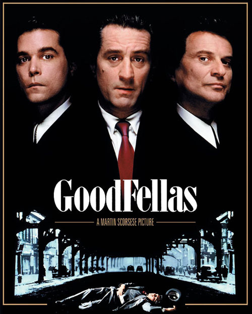 Goodfellas is a film that was made in 1990 about a gang of Italian hard men gangstas that work their way up the mob hierarchy. The genres that this film fits into is Biography, crime and drama. It fits into the Biography genre category because mobs of gangstas is a real life thing and there are many privet dangerous mobs all over the world and this film shows us the inside workings of the mobs. It obviously fits in with crime and drama because the whole film is about the drama that is caused but the mob committing their crimes.  Sub Genres - I think that there could only be one sub genre of this film which is romance because you do see the relationship between the main characters Henry and Karen.