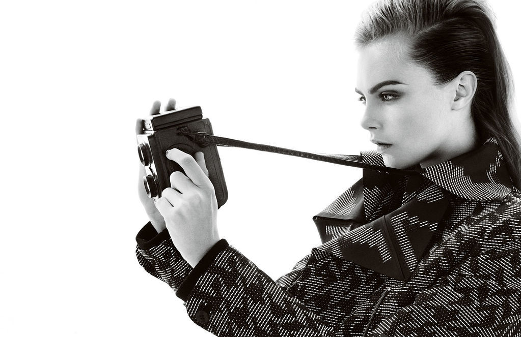 journaldelamode:    Cara Delevigne by Adam Whitehead for Vogue Turkey Dec 2011