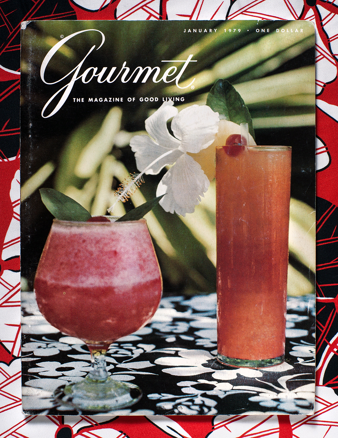 Gourmet: January 1979