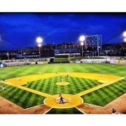 Barons Win 6 - 2 and are now 10 - 2 at Regions Field and 17 - 10 onthe season #Barons #MinorLeague #baseball #MiLB #Birmingham #Alabama #BirminghamAL #InstagramBham