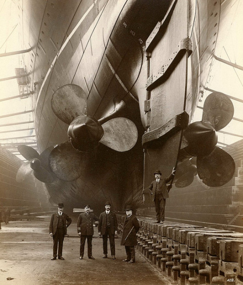 John Currie - Mauretania by Tyne & Wear Archives & Museums on Flickr.