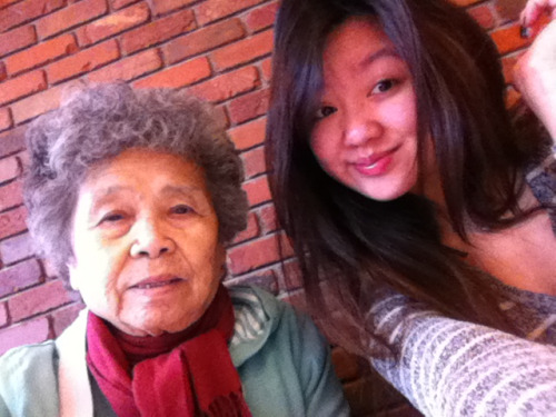 Happy birthday grams, love you more than anything in the world<3