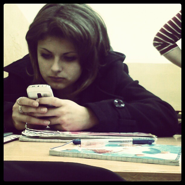 #bleika #Tishka #phone #girl  #school #bored  #sweet #instacool  #instagood  #game