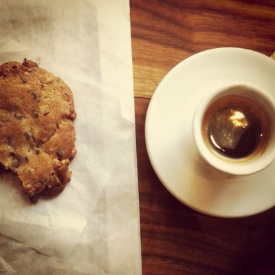 Cookie & coffee = ying & yang Instagram by @theryankearns:  Ying and Yang