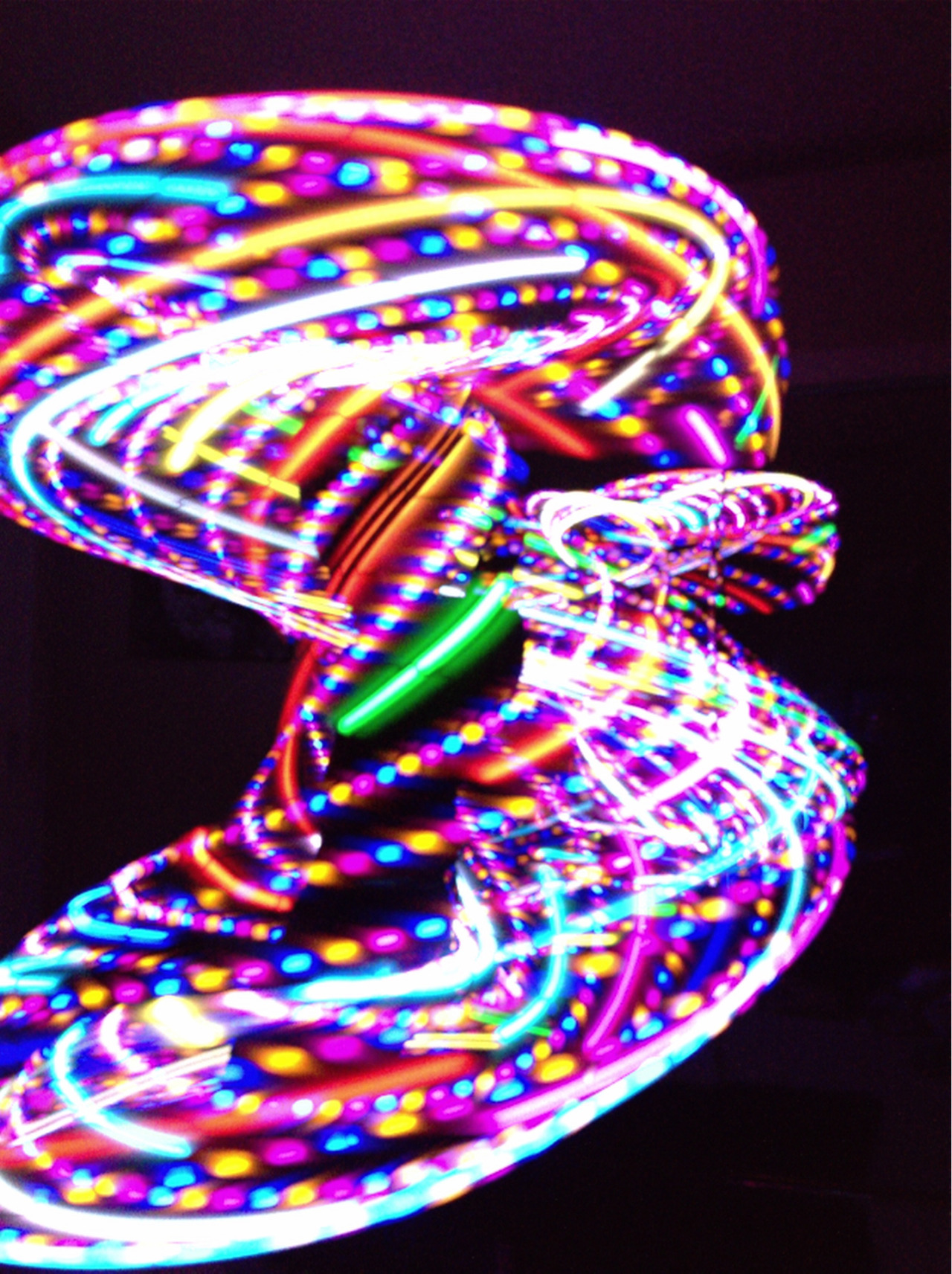 moodhoops:  Moodhoops Blaze the-smokerscircle:  Playing with my hoop(: