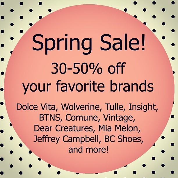 We're having a sale! Stop by soon, it won't last! #sale #unamaeslosangeles