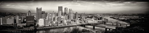 jorgesantiagophoto:  Pittsburgh panorama from Mt. Washington Photo by JLSantiago