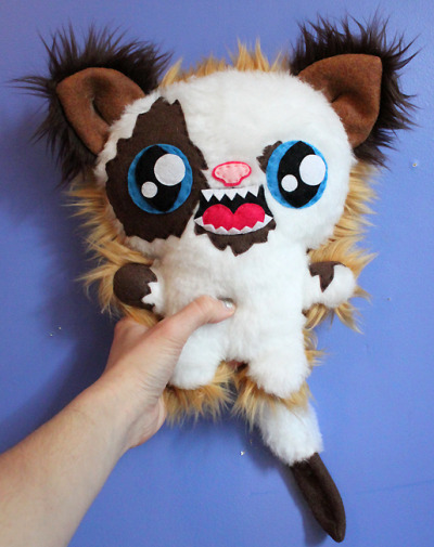 One custom order cat done, and one to go!