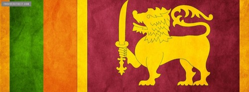 Sri Lanka Flag Facebook Cover
