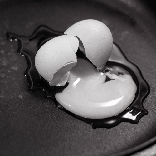 Egg in pan (by Jack Baty)