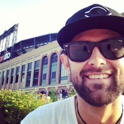 Here to see you @datdudeBP (at Citi Field)