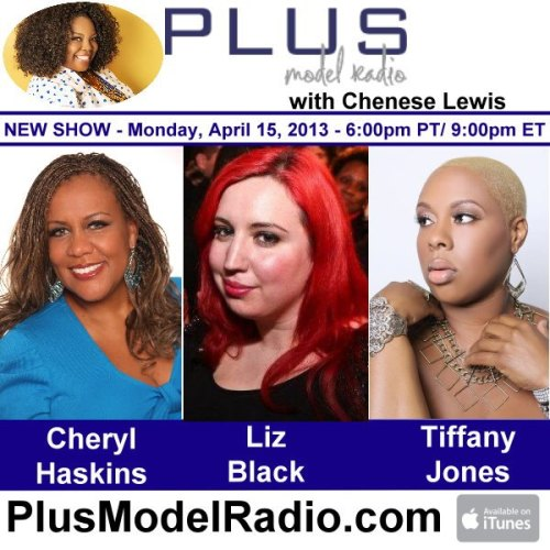 I will be on Plus Model Radio tonight, at approximately 9:20pm EST! You can listen to it live here tonight, starting at 9pm EST: Plus Model Radio Can't tune in tonight? No worries, it will be available to listen to later on!  Check it out! http://plusmodelradio.com/