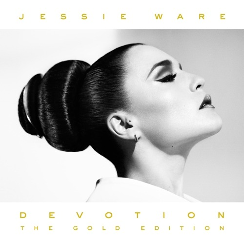 "Jessie Ware Announces Re-Release!  Jessie Ware revealed that her debut album will be repackaged and released on April 16th! Devotion: The Gold Edition will feature three new songs and a remix. ""Imagine It Was Us"", one of the new songs on the re-release, will be performed at the Annie Mac show on March 22nd and then available for pre-order on iTunes afterwards! Here's the track listing: Devotion Wildest Moments Running  Still Love Me No to Love Night Light Swan Song Sweet Talk If You're Never Gonna Move Taking in Water Something Inside Imagine It Was Us Valentine (feat. Sampha) Wildest Moments (Remix feat. A$AP Rocky) Running (Disclosure Remix)"