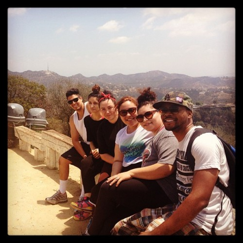 Fitness fun Adventure!!!  (at Runyon Canyon)