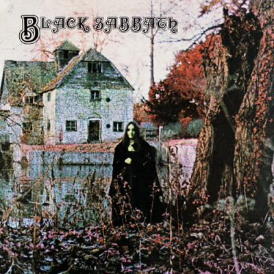 musiquevisage:  Black Sabbath - Black Sabbath [1970.02.13] [Album]