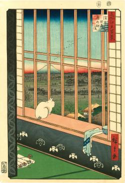 kittehkats: Utagawa Kuniyoshi   www.niusnews.com