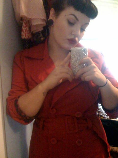new red coat :)