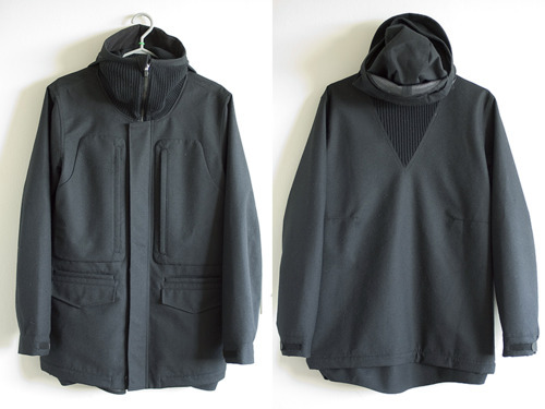 thirdlooks:  UC Diaplex Parka  Still mad I sold this.