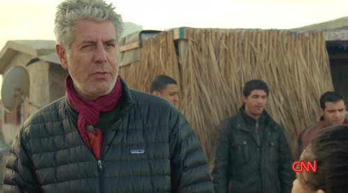 anthony bourdain - libya
