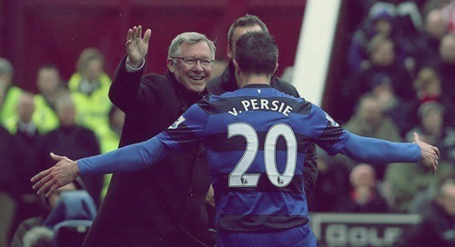 "iloveunited:  ""I am really sad to hear that the manager Sir Alex is retiring, but I'm really happy I have had the opportunity and the honour to work with him. He is a great manager and above all even a greater person. I have to thank him for an amazing year and for making my dream come true by winning the league. I wish him and his family the very best."" - Robin van Persie"