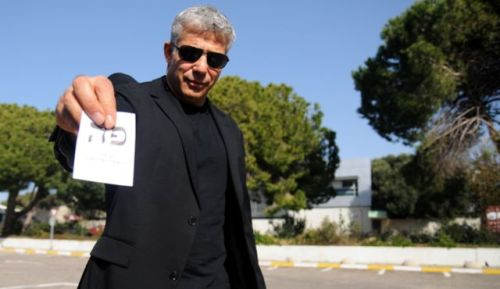 Haaretz has a great piece on Yair Lapid and the success of his new Yesh Atid party:   Despite the constant mocking and relentless scorn he received from social media users, despite a tumultuous campaign that often ventured into clichés, having suffered from a lousy start and struggled with what seemed to be an infinite number of mistakes and gaffes, Yair Lapid did it. […] [T]here's a bigger story here, or at least a more interesting one, than the hilarity that Lapid inspires. Yesh Atid, a haven for young and middle-aged Ashkenazis with a tendency for yuppieness and a distinct feeling their country has been stolen by settlers and the ultra-Orthodox, won 19 seats on Tuesday.   Also, here is the NYT piece on Lapid. It'll be fascinating to see how a coalition gets pulled together out of these election results … especially as I'm supposed to lecture on precisely that topic at an event next week.