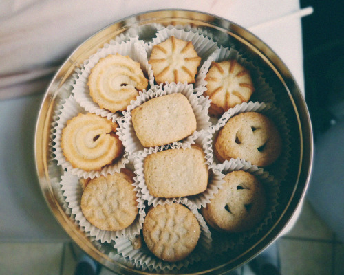 marisais:  My favorite cookies ever. (by -evelynnieto)