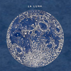Our MOON / Rouge la lune