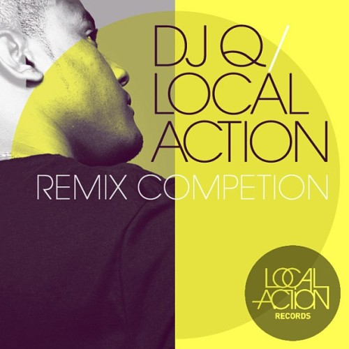 Calling all producers. myself and Local Action have teamed up with Juno Download to bring you a special remix competition http://www.junodownload.com/remix_local_action/