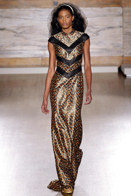 L'Wren Scott Fall 2013 Ready-to-Wear
